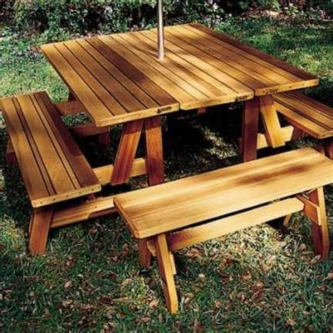 convertible picnic table bench neatitems convertible picnic table