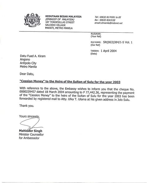 contoh surat kuasa sekolah wisata dan info sumbar