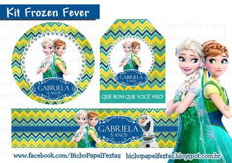 printable frozen fever kit festa frozen para imprimir gr 225 tis frozen