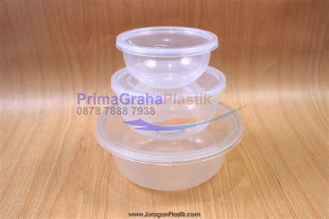 Mangkok Plastik Bening Tahan Panas Untuk Microwave 400ml mangkok bundar plastik oven 400 ml home
