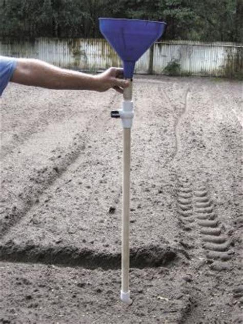 farm show stand up fertilizer applicator