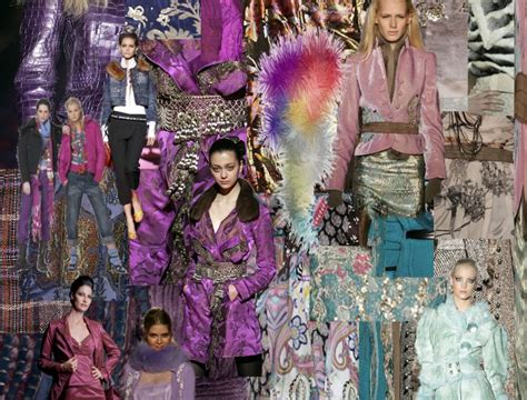 Fashion Find Purple Accessory For Fall 2006 by Fashion Start Up Mood Boards Customslice