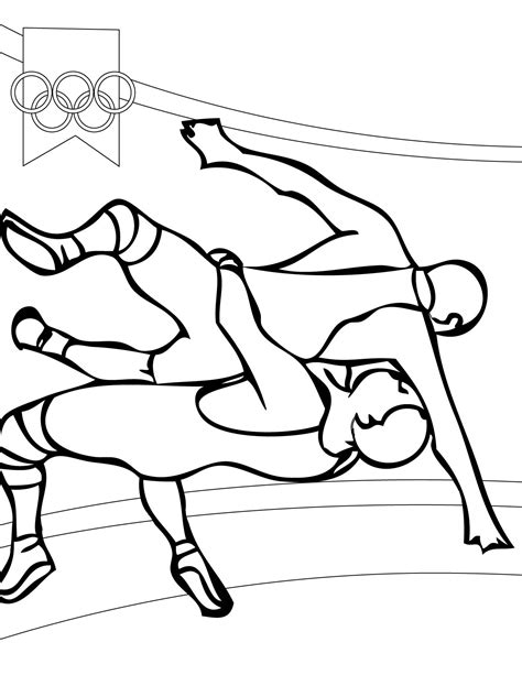 amateur wrestling clipart gallery iii by tom fortunato