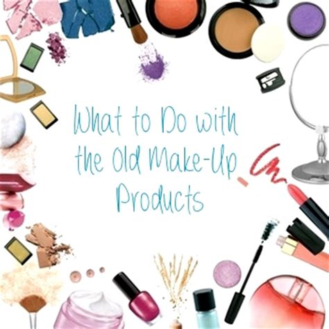 Make Wall Paper - what to do with the make up products local