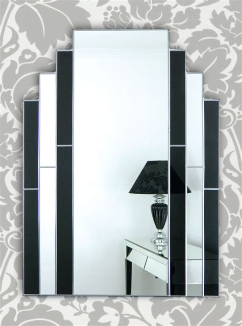 art deco wall classic art deco wall mirror beyond the galleries