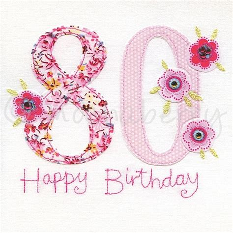 happy 80th birthday card template cards 4 on