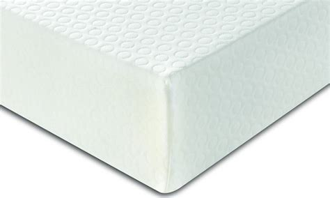 Memory Foam Mattress Delivered Rolled Up by Memory Foam Rolled Mattress Groupon Goods