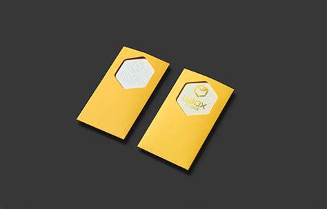 design kartu nama yang elegan cara desain 10 contoh desain kartu nama keren oleh