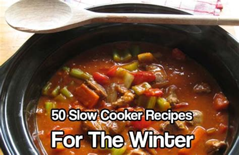 50 slow cooker recipes to try this winter home and gardening ideas