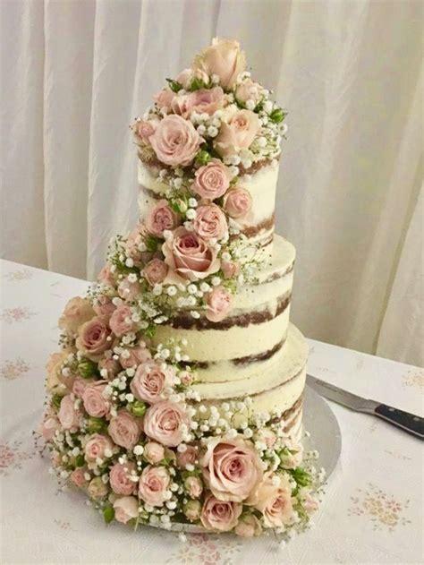 Flower Wedding Cake by Best 25 Wedding Cake Fresh Flowers Ideas On