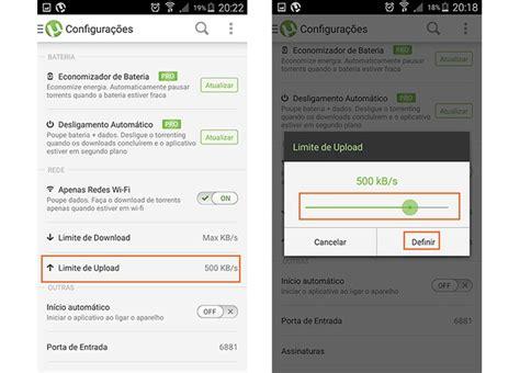 tutorial utorrent android dica utorrent como baixar arquivos mais r 225 pido pelo