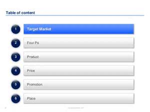 powerpoint marketing plan template marketing plan template in powerpoint