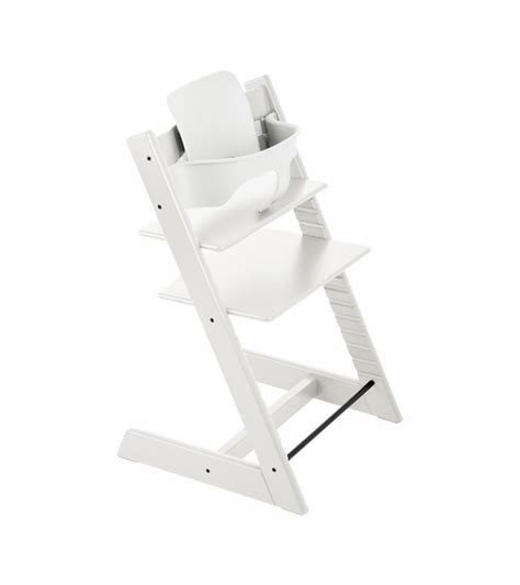 tripp trapp chair accessories stokke tripp trapp high chair baby set white