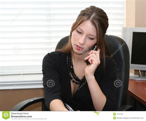 office assistant royalty free stock image image 1731126
