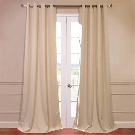 beige blackout curtains exclusive fabrics furnishings biscotti beige grommet