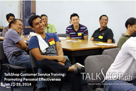how to get a service trained talkshop customer service promoting personal effectiveness talkshop
