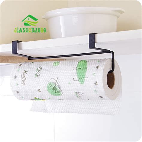 Kitchen Cabinet Contact Paper Jiangchaobo New Iron Kitchen Tissue Holder Hanging