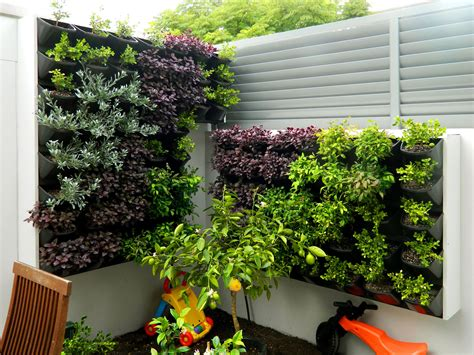 outdoor green wall atlantis aurora