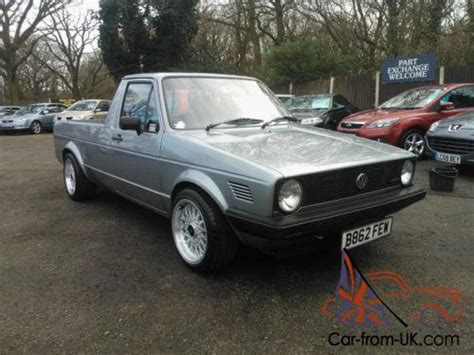 volkswagen caddy pickup mk1 mk1 vw caddy pick up 1 8 20v turbo 406 bhp drag racing