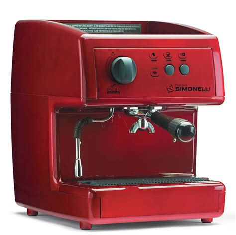 oscar espresso machine nuova simonelli oscar espresso machines aurelia and appia