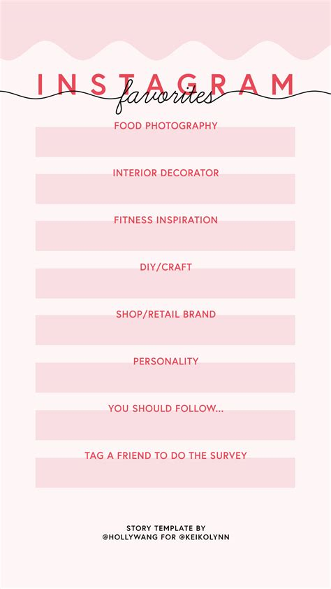 Instagram Story Template More This Or That Surveys Keiko Lynn Ig Story Template