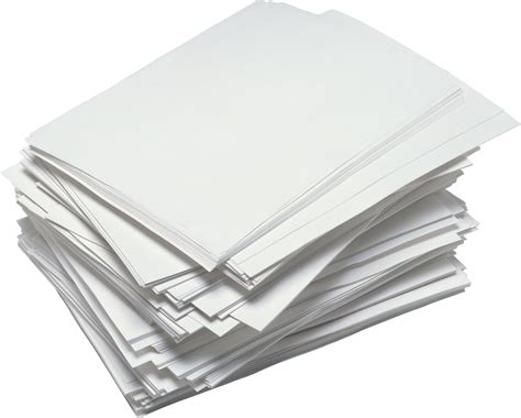 sle paper paper sheet png images free paper png