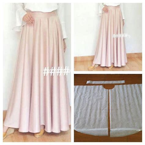 Rok Flare Skirt Import 17 terbaik ide tentang pola rok di jahit pola