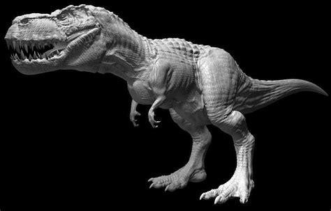 zbrush tutorial t rex t rex wip