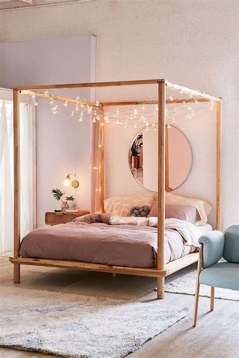 25 best canopy bed frame ideas on