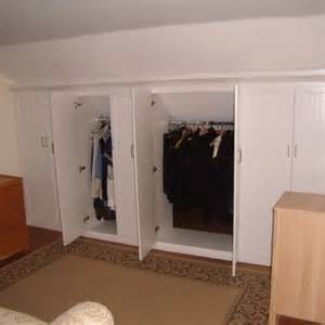 17 best ideas about attic bedroom closets on
