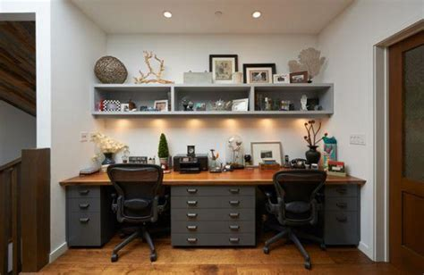 home office ideas for two 15 small home office designs saving energy space and