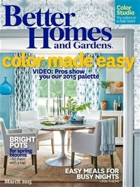 homes  gardens magazine march  eat  books