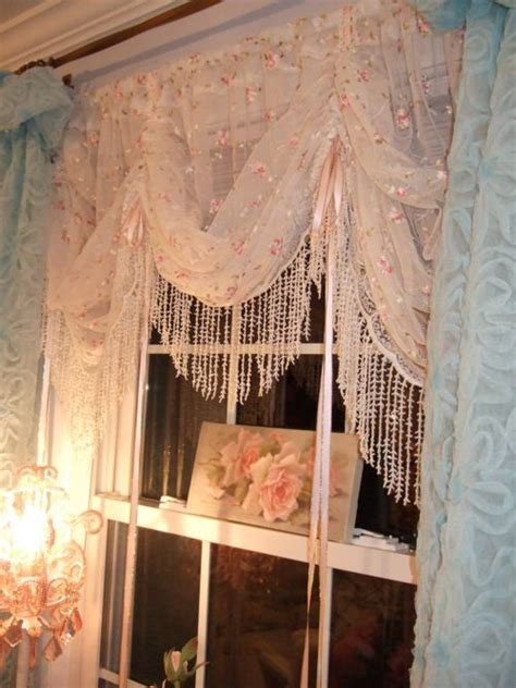 1000 Images About Curtains On Pinterest Window Shabby Chic Drapes