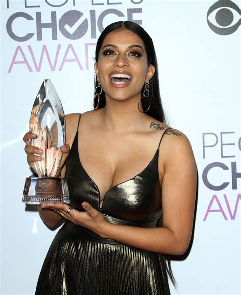 Peoples Choice Awards by Lilly Singh At 43rd Annual S Choice Awards In Los