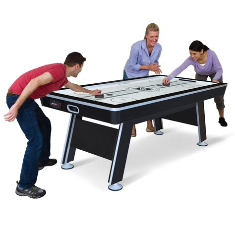 eastpoint air hockey table nhl 80 in hover hockey table with table tennis top
