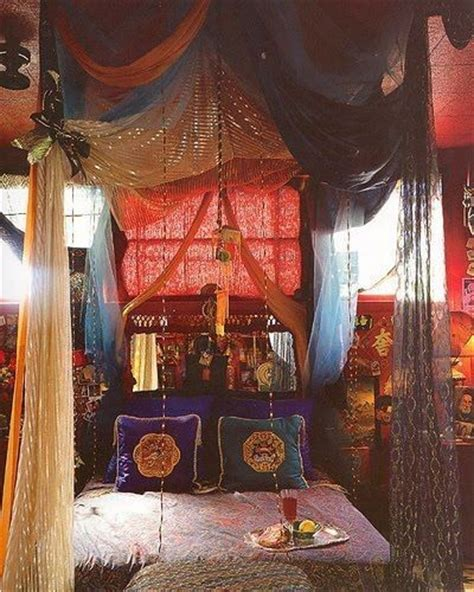 Bohemian Bed Canopy Drowning In A Boho Canopy Bed The House Of Boho