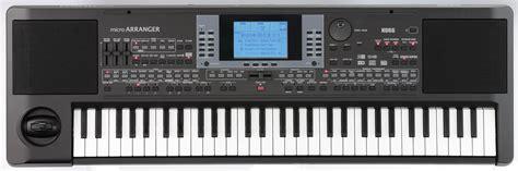 Keyboard Korg korg microarranger image 579631 audiofanzine