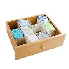 Slotted Interlocking Drawer Organizers by Storage Drawer Organizers Not In Bath Stor On