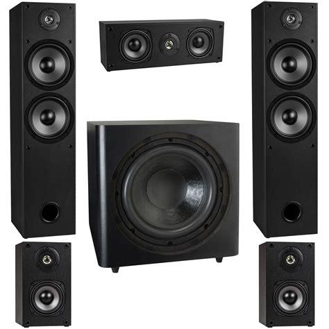 home theater surround sound speaker system