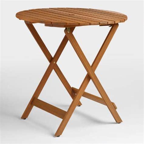 wood folding dining table wood folding dining table world market