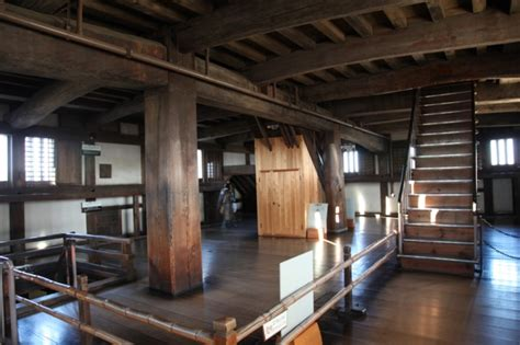Japanese Palace Interior by Himeji Castle Historical Facts And Pictures The History Hub