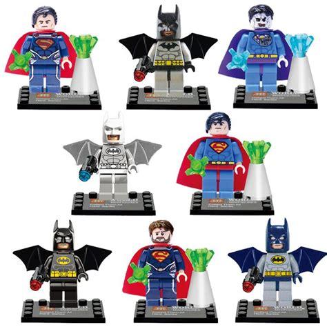 Figure Batman Vs Superman 1set popular lego superheroes buy cheap lego superheroes lots