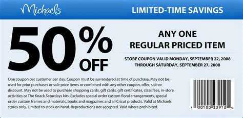 michaels printable coupons 2014 michaels printable coupons december 2014 printable caroldoey