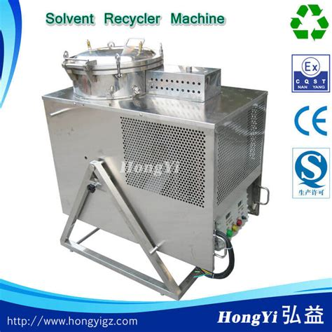 Vacuum Cleaner Hartono hy environment sdn bhd solvent recycling solvent