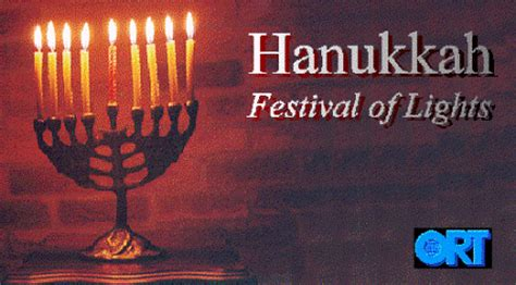 jewish festival of lights festivals