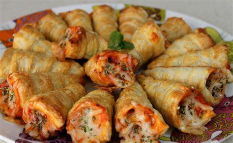 idee per apericena a casa ricette di aperitivi