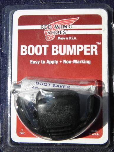 thin boat bumpers new in package leather work boot bumpers toe cap guards