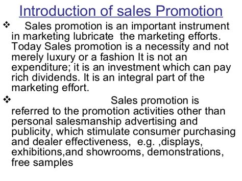 Part Time Mba In Sales And Marketing by Techniques Of Sales Promotion