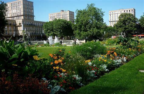 jardin hostels jardins de l h 244 tel de ville le havre wikip 233 dia