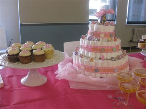 How To Host Baby Shower by How To Host An Office Baby Shower Popsugar Food